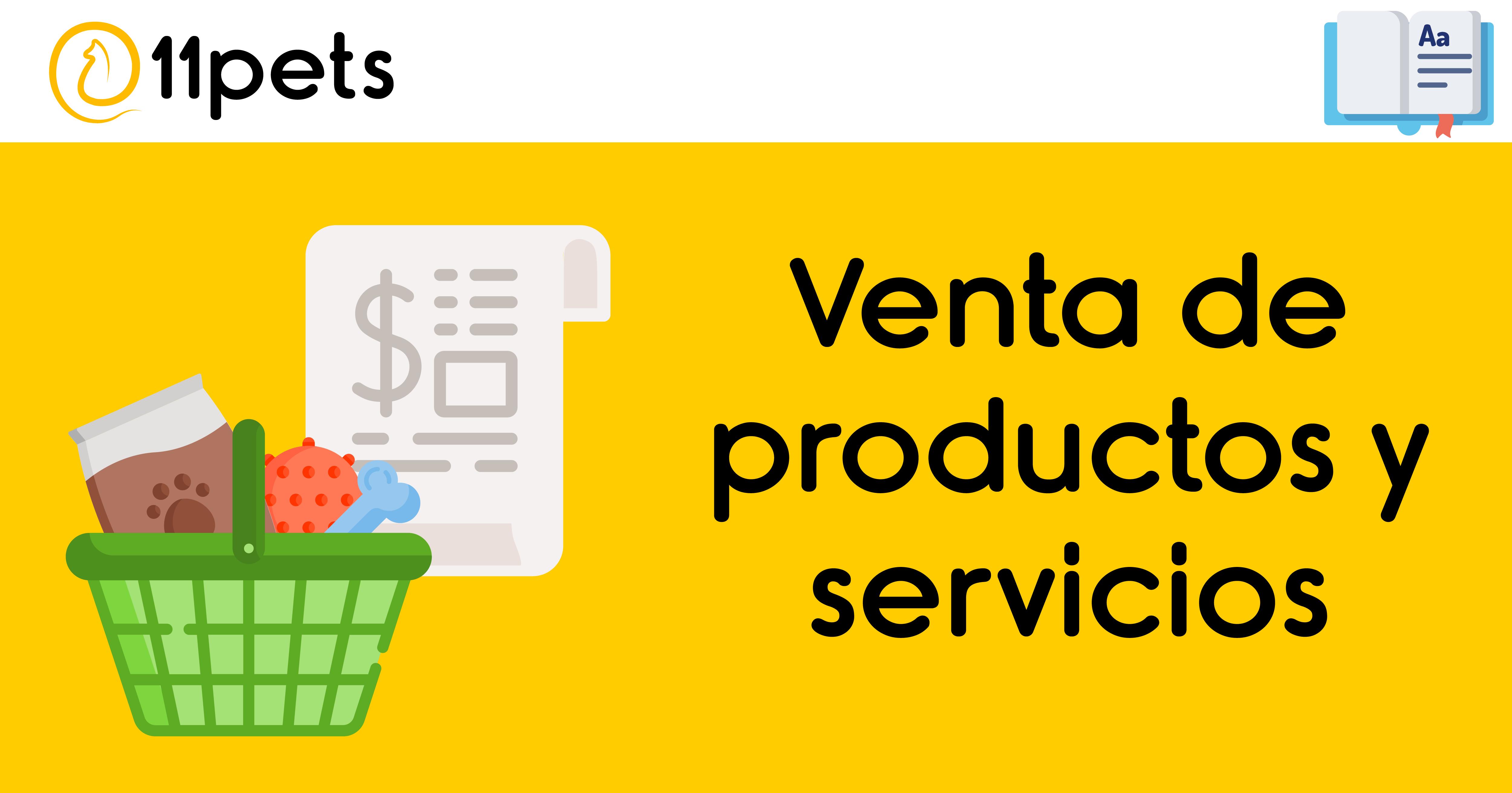 Venta de Productos y Servicios