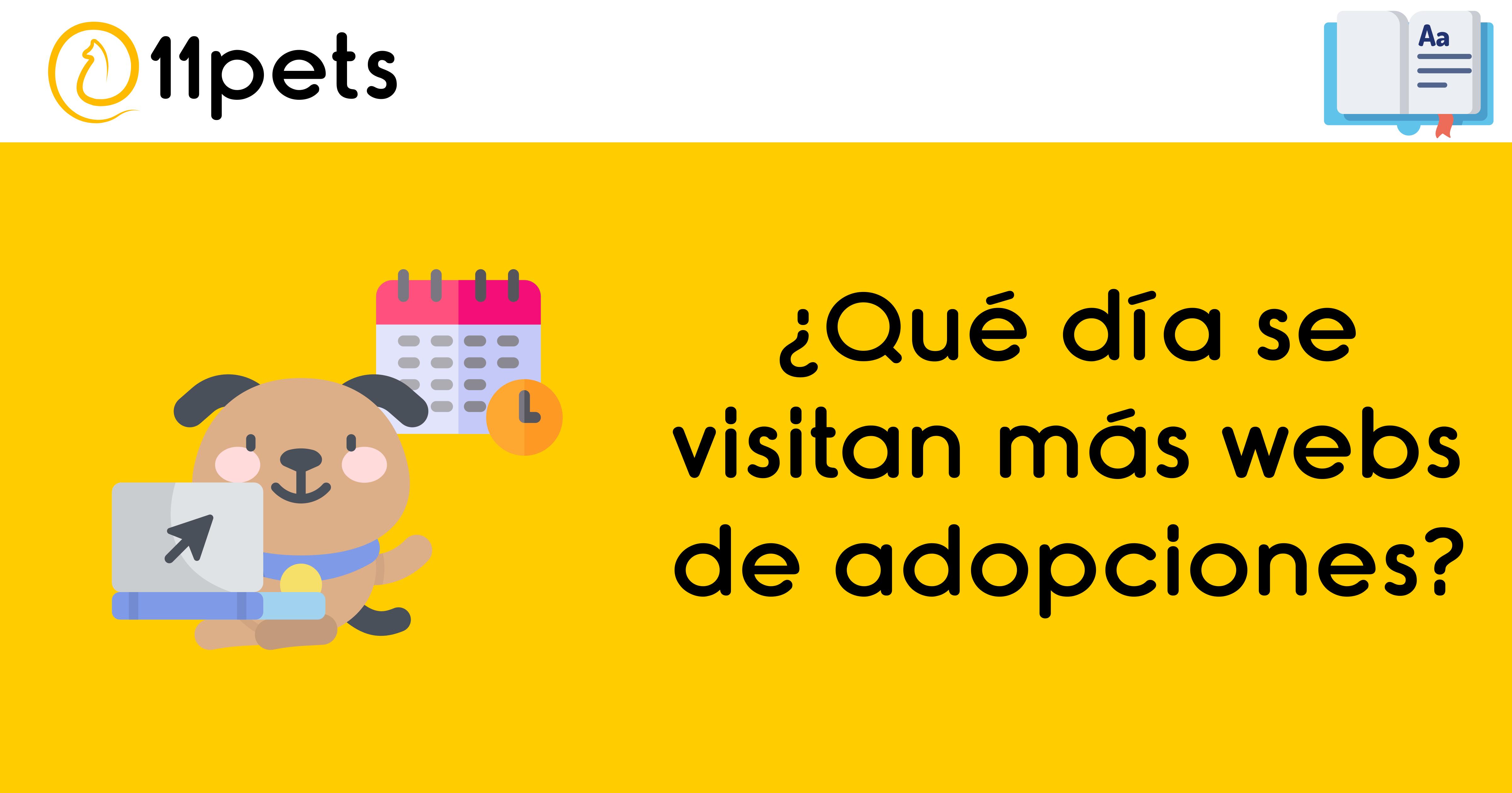 webs de adopciones